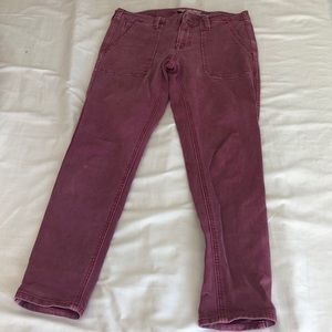 GAP girlfriend pants